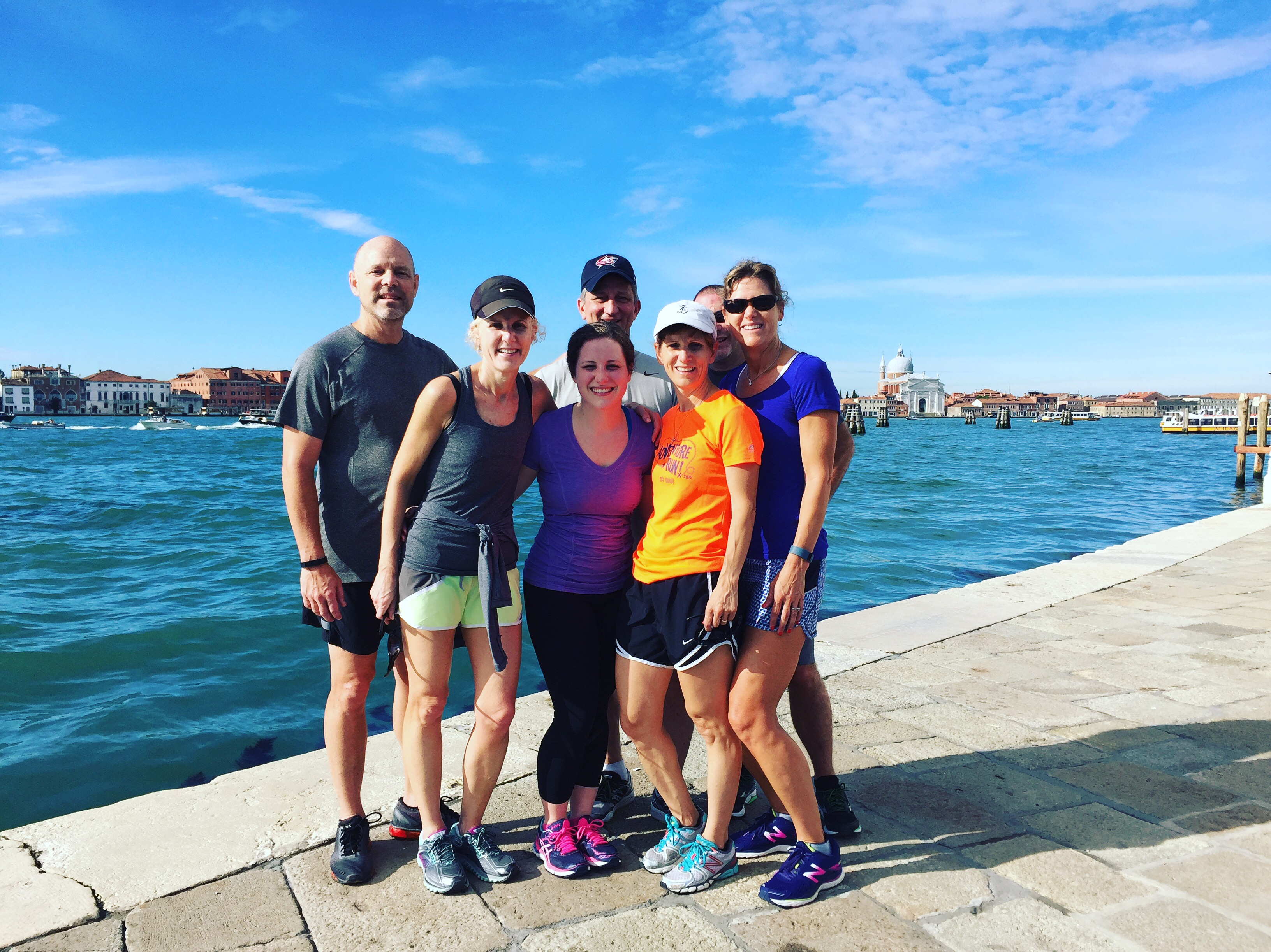 Group tour Venice by Run